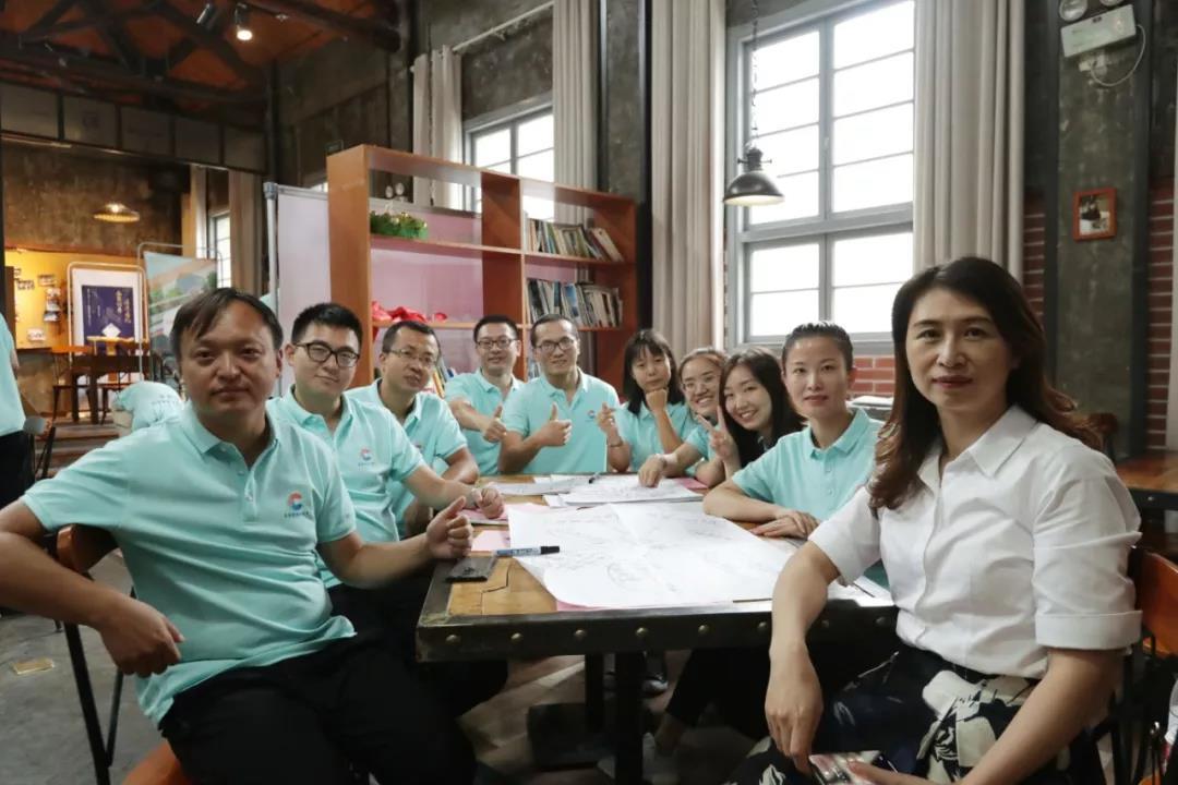 我司优秀青年赴浙江杭州交流学习先进经验